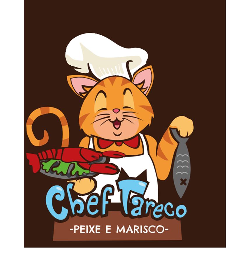 Logotipo Gato Tareco sozinho