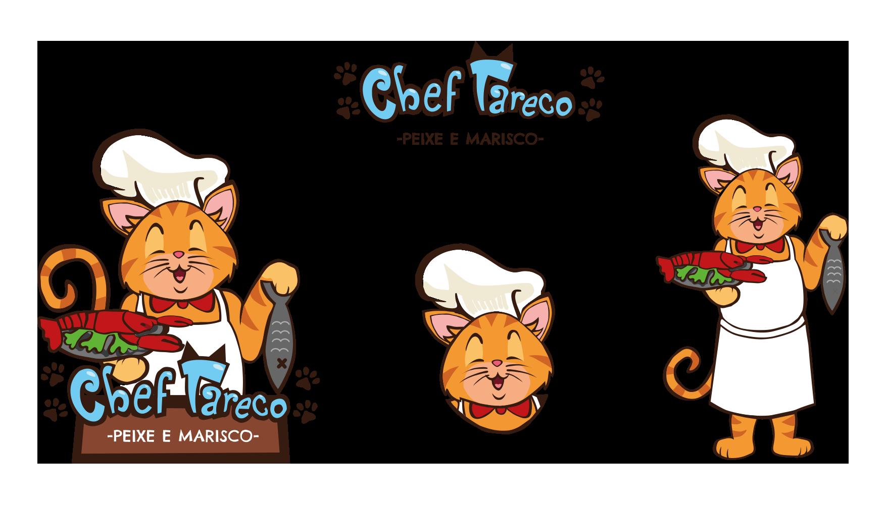 Logotipo Gato Tareco